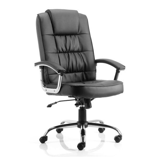 Moore Leather Office Chair