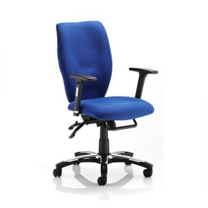 Sierra Blue office Chair