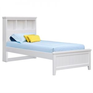 Cameroon Bookcase Bed, Single
