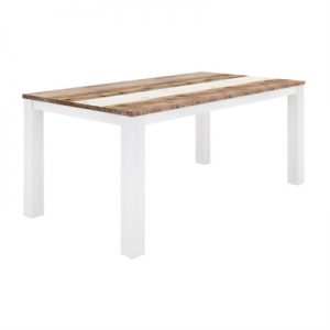 Largo Acacia Timber Dining Table, 180cm
