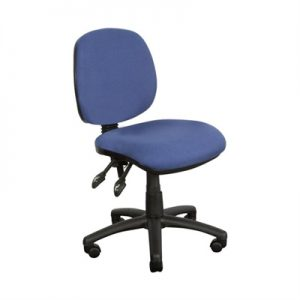Task Fabric Office Chair, Blue