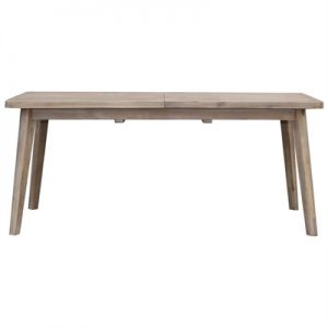 Vasto Acacia Timber Extensible Dining Table, 180-230cm