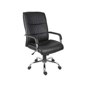 East River Pier 16 Office Chair - Black - By Furniture Village