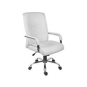 East River Pier 16 Office Chair - White - By Furniture Village