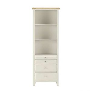 Furnitureland - Angeles Bookcase - White