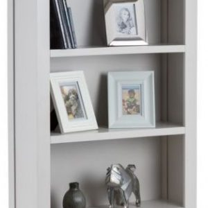 Julian Bowen Richmond Elephant Grey Tall Bookcase