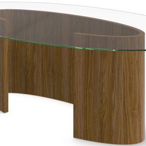 Tom Schneider Ellipse Large Dining Table