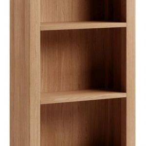 Albury Light Oak Large Bookcase