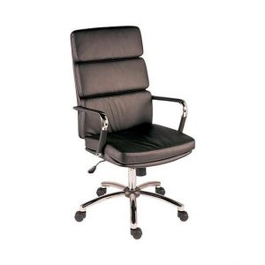 East River Pier 15 Office Chair - Black - By Furniture Village