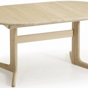 Skovby SM17 Ellipse Dining Table - 6 to 12 Seater Extending