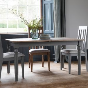 Cookham Grey Dining Table - Gallery Frank Hudson