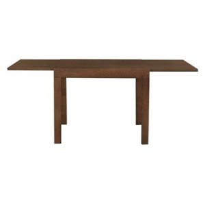 Hilton Beech Timber Extension Dining Table, 90-180cm