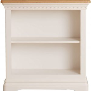 Vida Living Winchester Bookcase - Oak and Silver Birch
