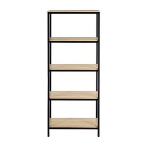 Asher Tall Bookcase - By Furniture Village