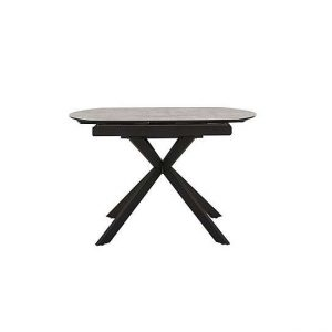 Diego Round Extending Dining Table - By Furniture Village