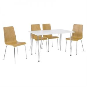 Kumha 5-Piece Dining Set