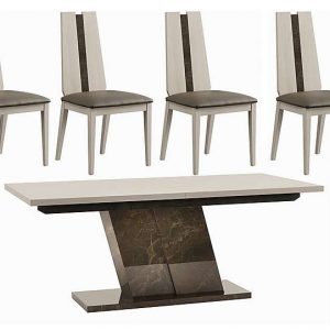 ALF - Andorra Dining Table and 4 Chairs