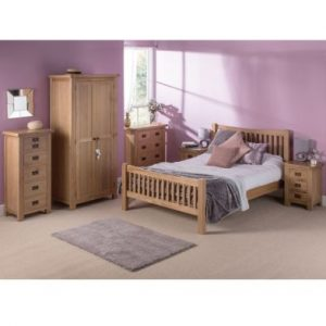 Bedroom Cotswold Oak Set