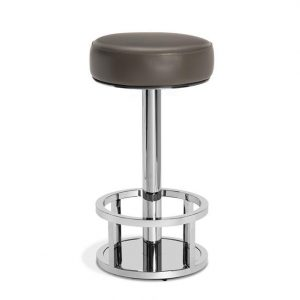 Drake Bar Stool in Grey design by Interlude Home
