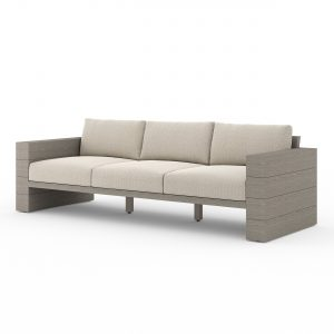 Leroy Outdoor Sofa in Various Colors