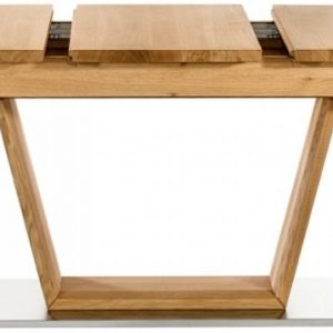 Linea Oak Extending Dining Table