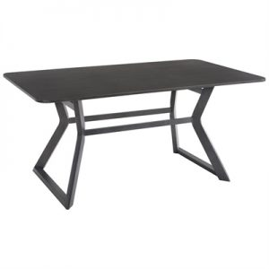 Lorca Wooden Dining Table, 180cm
