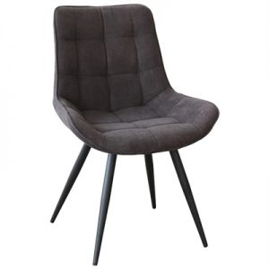 Griva Linen Fabric Dining Chair