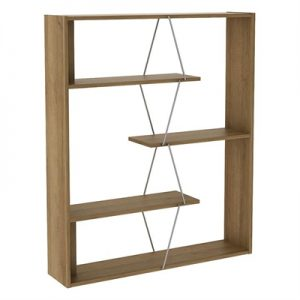 Damia Bookcase 3 Shelf