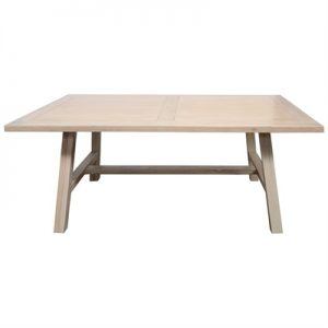 Harold Mountain Ash Timber Dining Table, 180cm