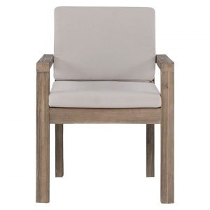 Cannes Dining Chair Size W 62cm x D 63cm x H 80cm in Natural Freedom