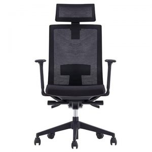 Kube Fabric Executive Office Chair with Headrest