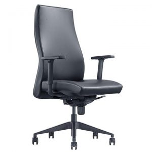 Venus PU Leather Executive Office Chair, High Back