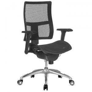 Zodiac Fabric Mesh Executive Office Chair