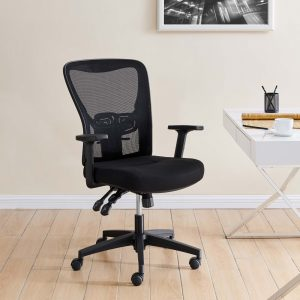 Define Mesh Office Chair in Black