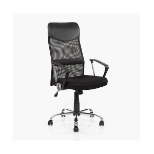 High Back Office Elco Chair Black