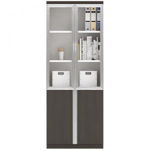 Xander Commercial Grade 4 Door Display Cabinet / Bookcase