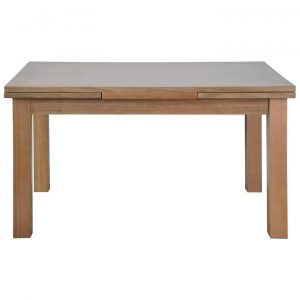 Conover Tasmanian Oak Timber Extendable Dining Table, 150-250cm