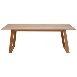 Chester Tasmanian Oak Dining Table, 210cm