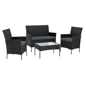 Orsola 4-piece Outdoor Lounge Set