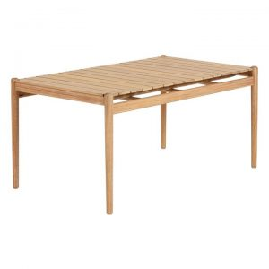 Ralat Outdoor Timber Dining Table