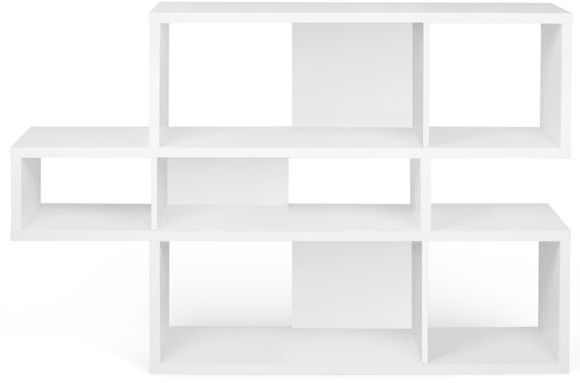 Temahome London White Bookcase