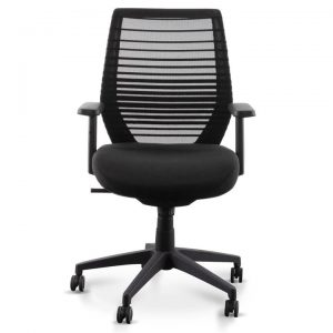 Warners Fabric Office Chair