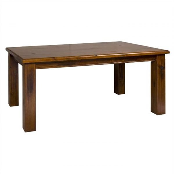Alcott Solid Pine Timber 210cm Dining Table