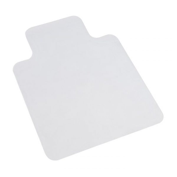 Chair Mat Carpet Hard Floor Protectors Home Office Room Computer Work PVC Mats No Pin