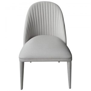 Dante Fabric Dining Chair, Oatmeal