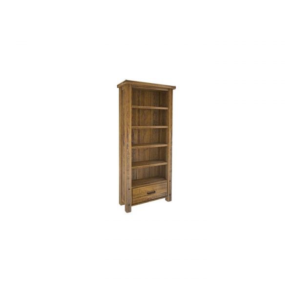 Francie Timber Bookcase