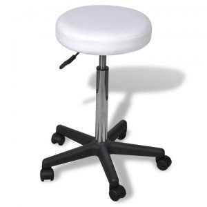 Office Stool white | Afterpay | zip | Laybuy