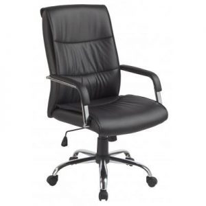PU Leather Office Chair Executive Padded | Afterpay | zipPay | Oxipay