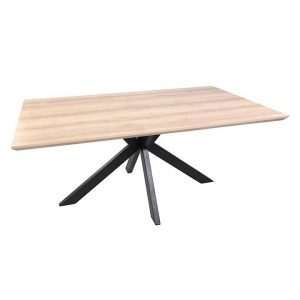 Romi Scratch Resistant Fix Dining Table