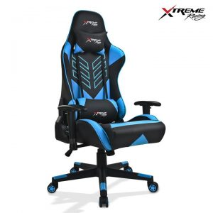 Xtreme Gaming Racing Office Chair PU Leather Computer Executive Ergonomic Seat B